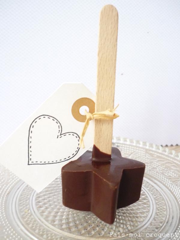 panier gourmand de no l les cuill res au chocolat fais moi croquer. Black Bedroom Furniture Sets. Home Design Ideas