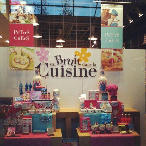 Une blogueuse paris mes adresses de shopping gourmand for Assiettes du bruit dans la cuisine