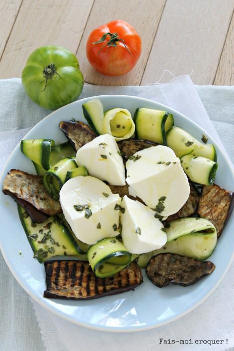 Salade Gran Mozzarella