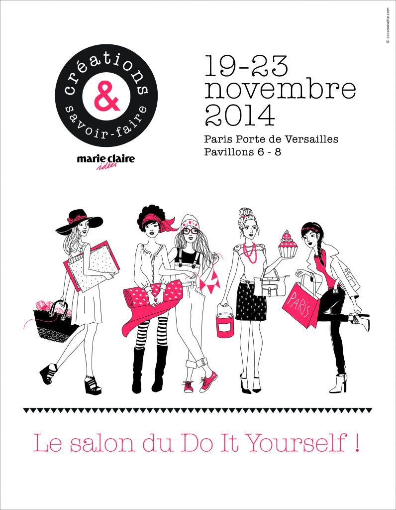 salon Création & Savoir Faire 2014