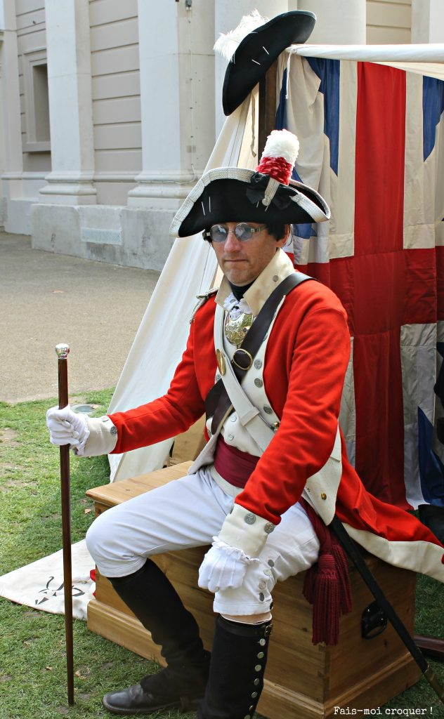 English soldier