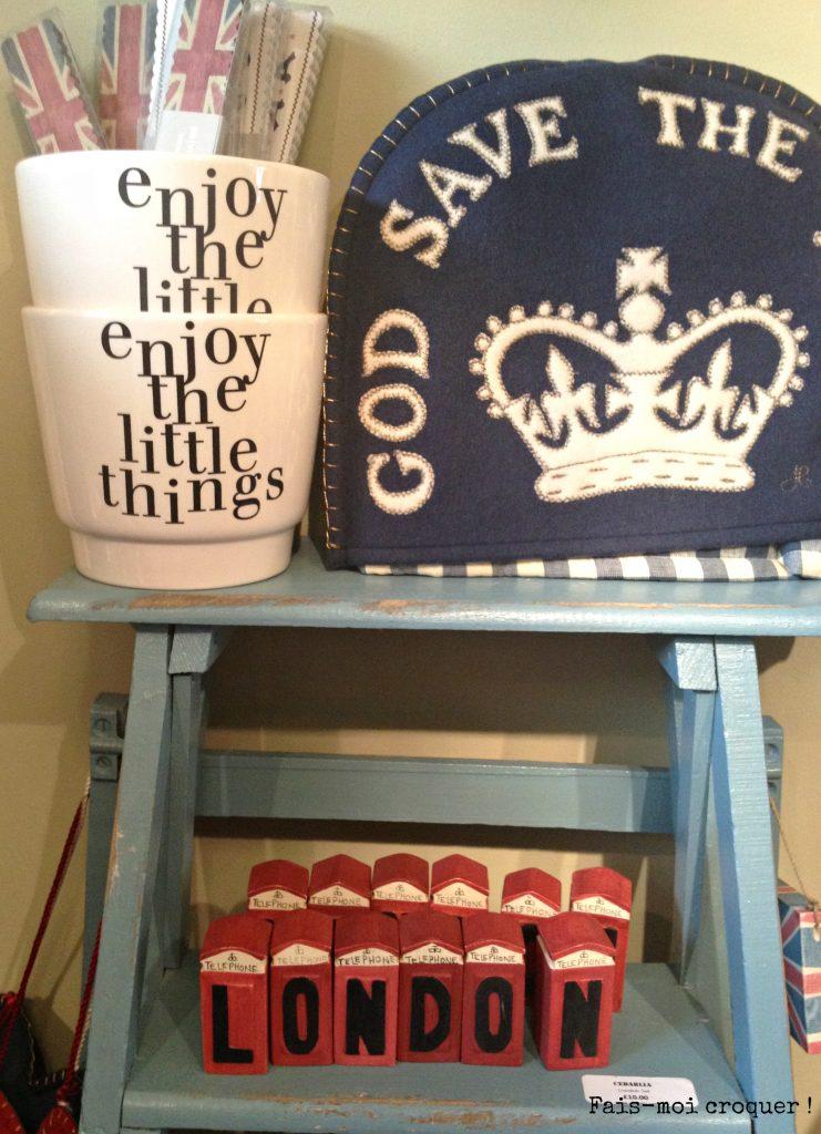 Enjoy the little things Greenwich