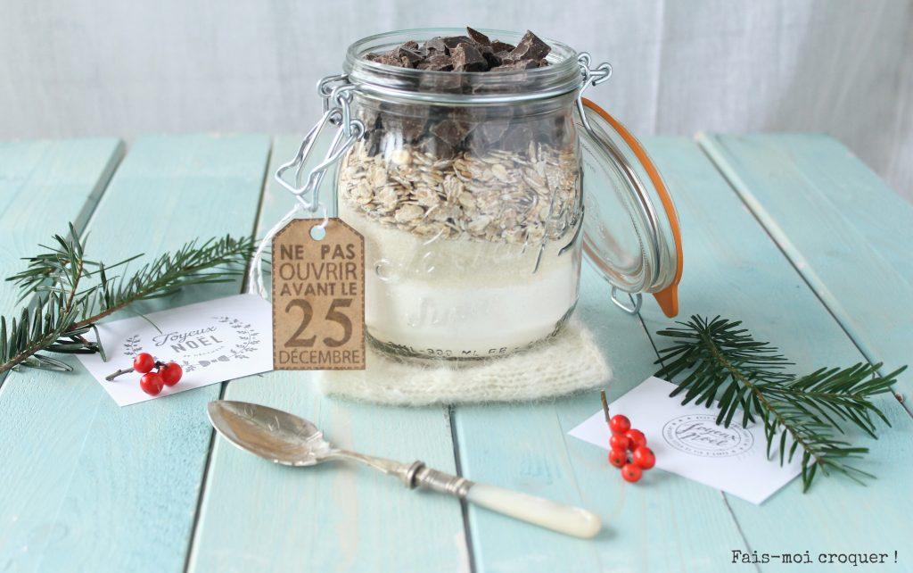 Cadeau gourmand - SOS Cookies Green