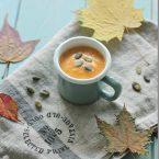 Soupe au Potiron Vegan - sans lactose