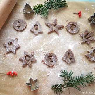 Spéculoos vegan Biscuit de Noel