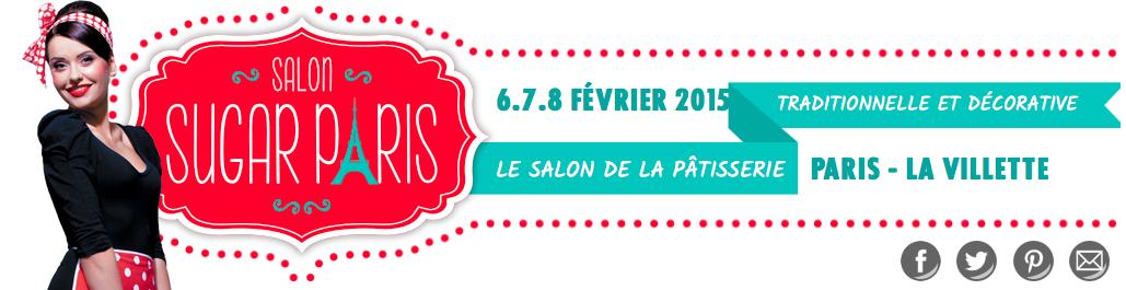 Salon Sugar Paris 2015