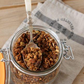 Granola au miel de Catherine Kluger