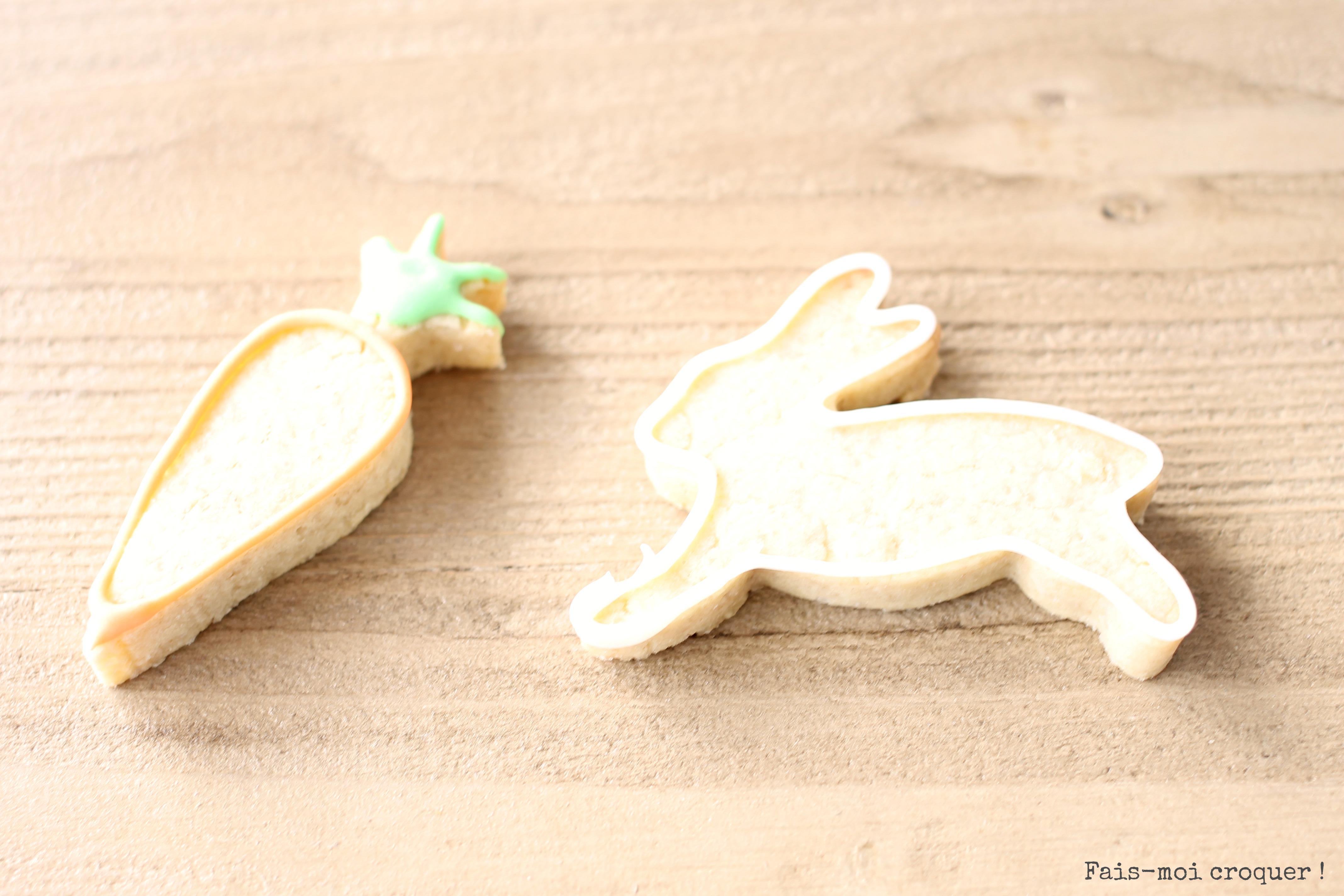Biscuits décorés au glaçage royal