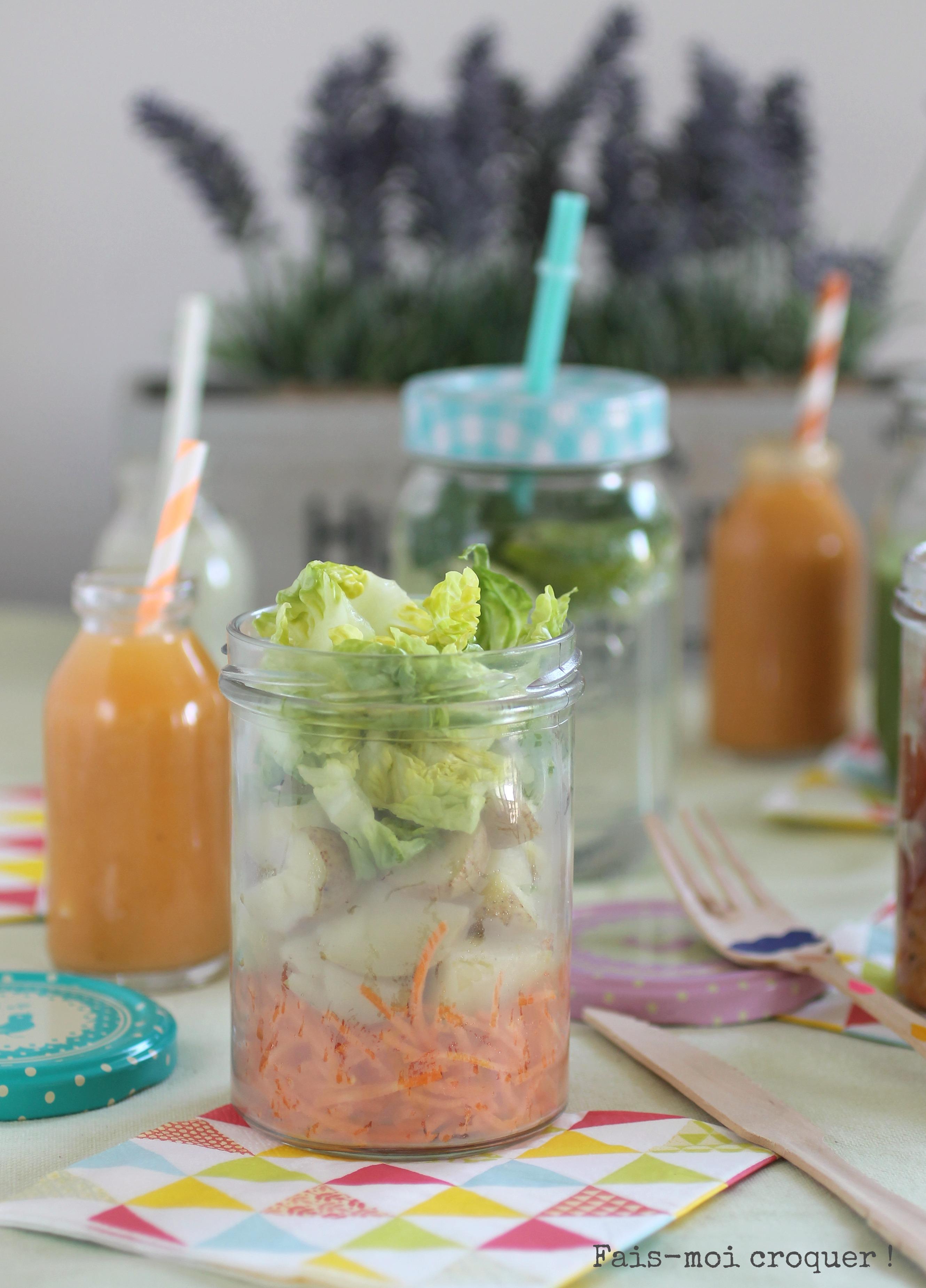 Pique nique green et veggie