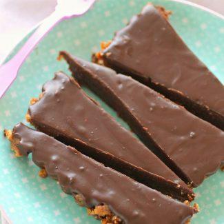 Tarte au chocolat de Julie Andrieu