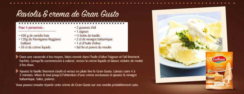 Parmesan Galbani