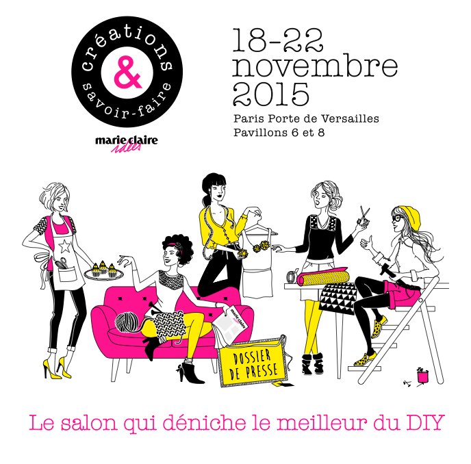 Salon Creations & Savoir Faire 2015
