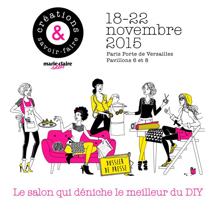 Salon Creations & Savoir Faire 2015