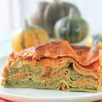 Lasagnes végétariennes Galbani