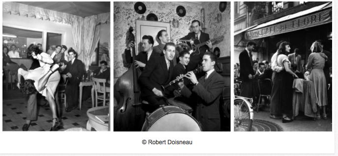 Paris Robert Doisneau