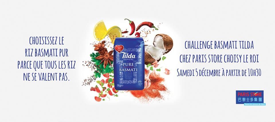 Challenge Facebook Tilda
