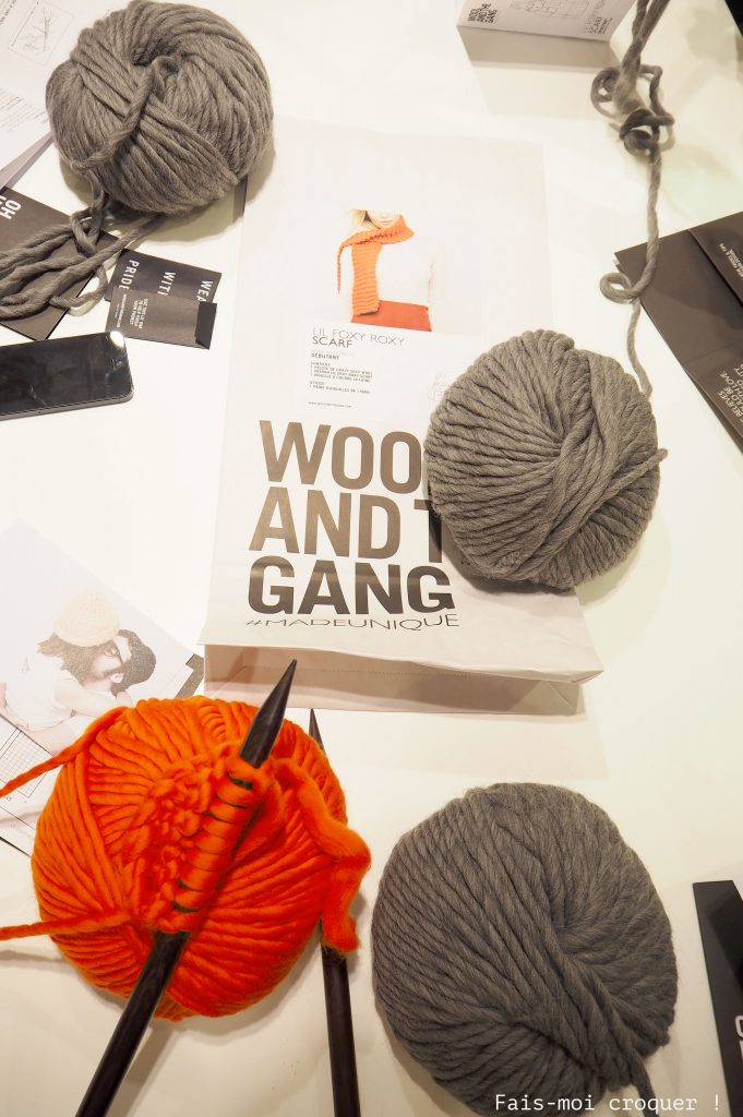 Atelier Wool and the gang