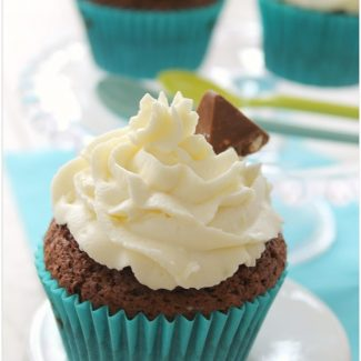 Cupcake toblerone