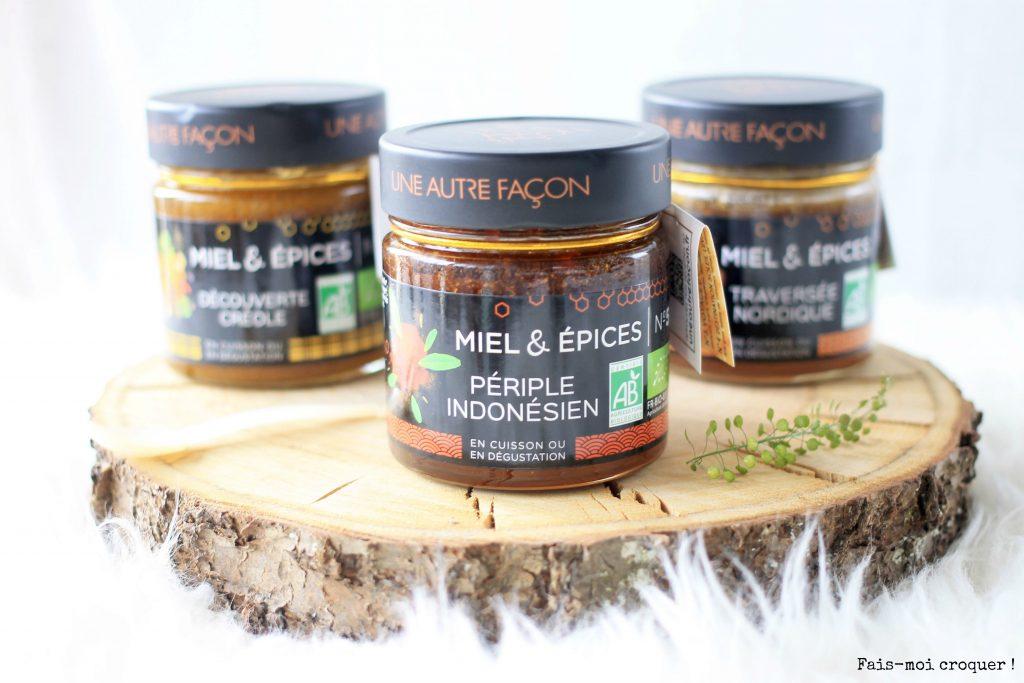 Miel & épices botanic