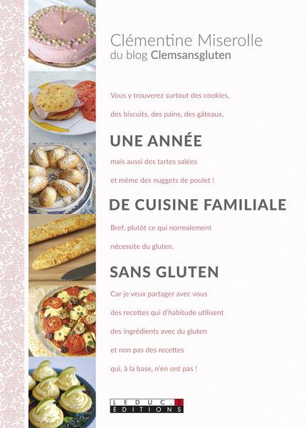cuisine familiale sans gluten