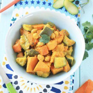 Curry Vegan Beauty Food