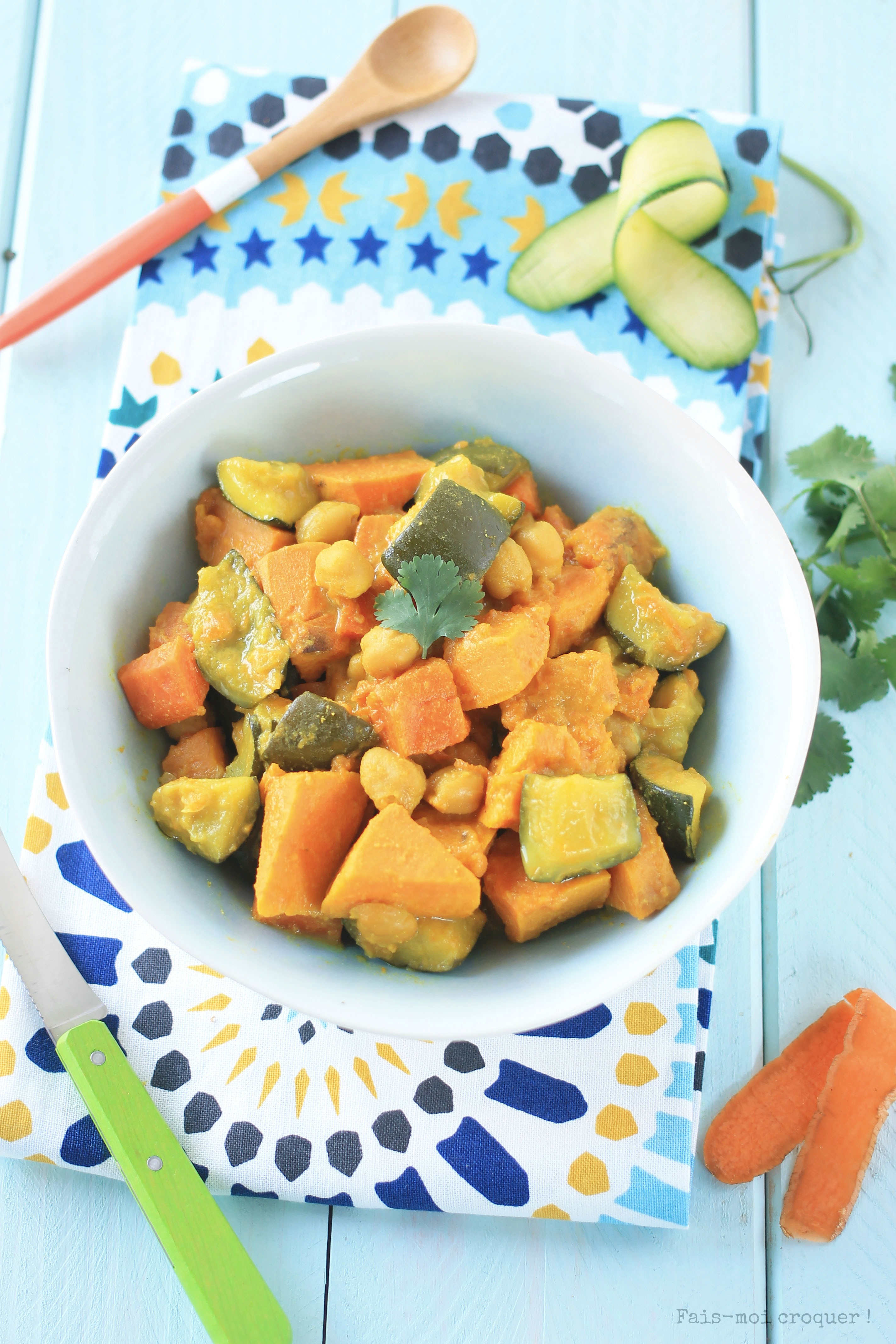 Curry Vegan Beauty Food