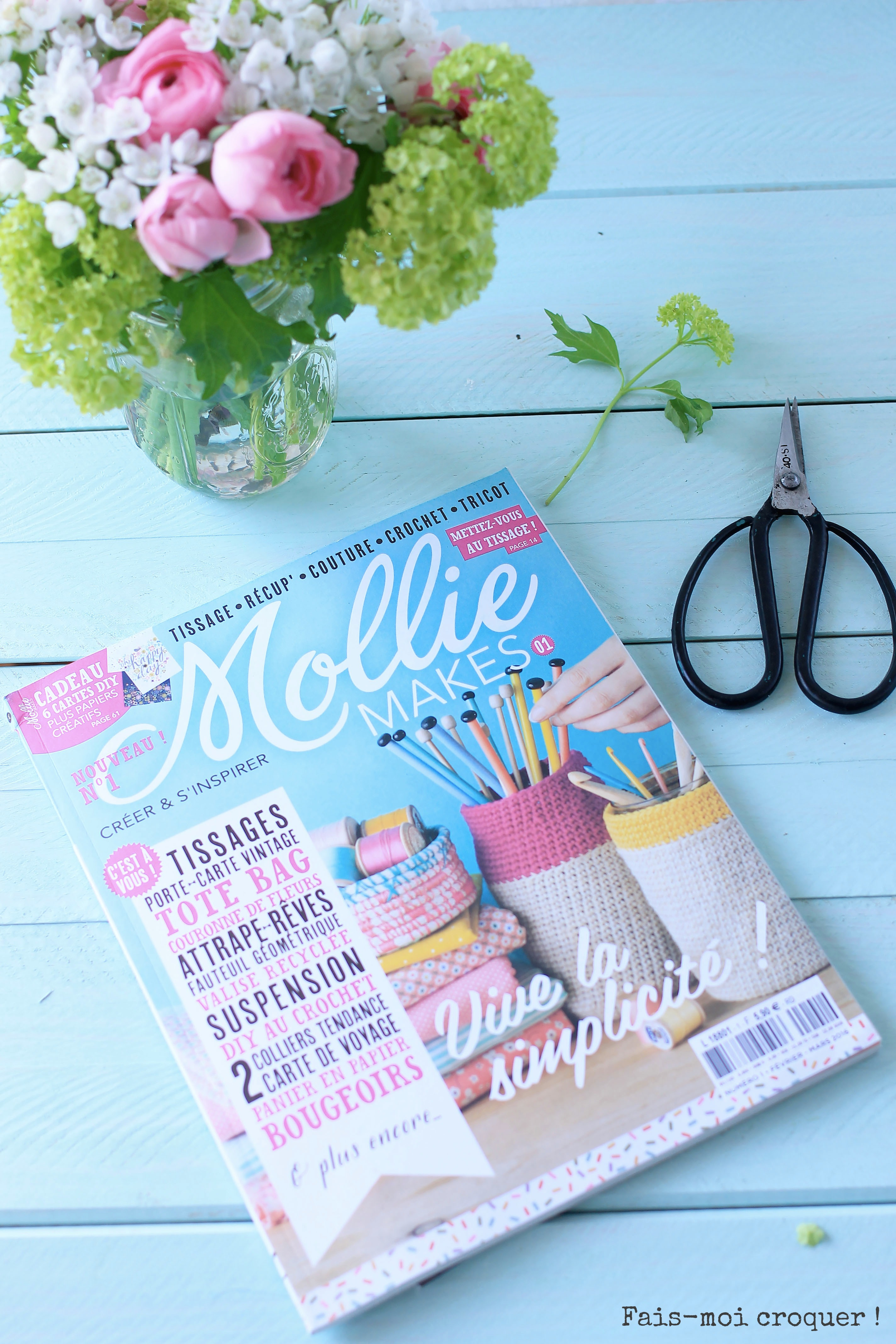 magazine Mollie Makes