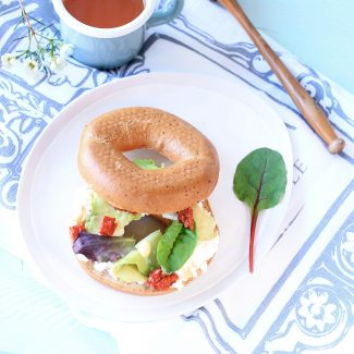 Bagel avocat genius