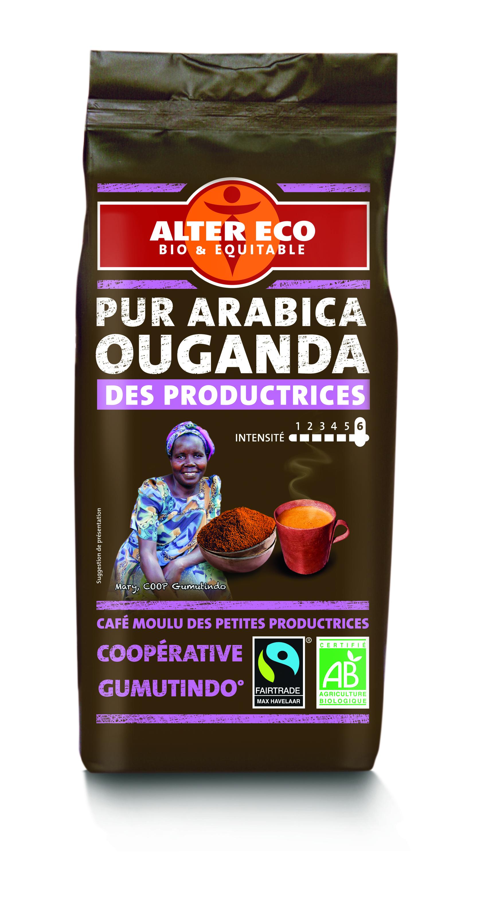 Café productrices - Alter Eco
