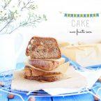 Cake aux fruits secs sans sucre ajoute