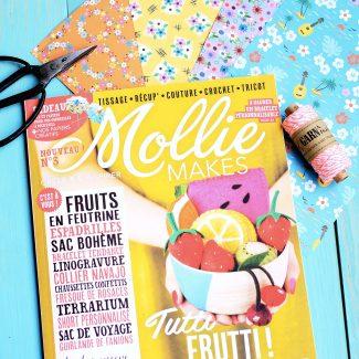 Mollie Makes 3