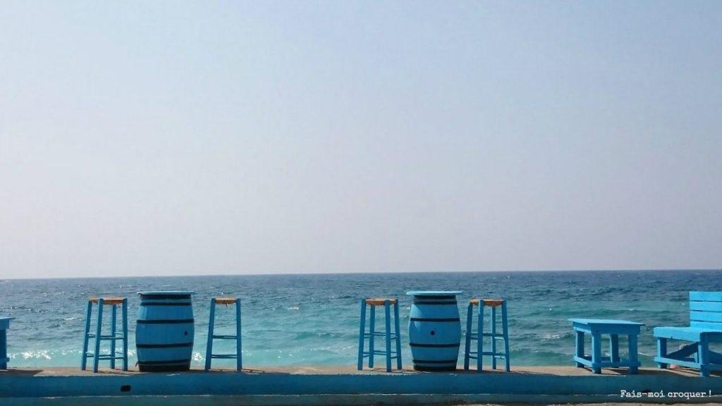 crete mer bleue