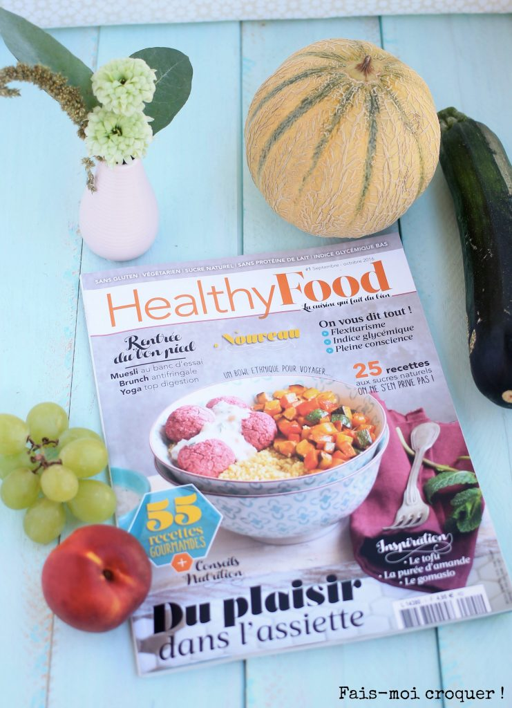 magazine healthy food