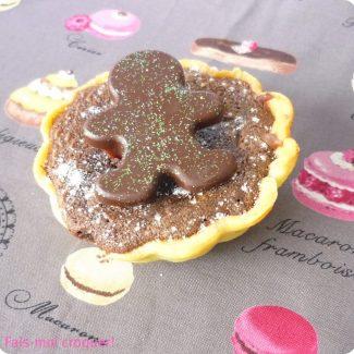 Tarte au Nutella® & Chocolat de Pierre Hermé