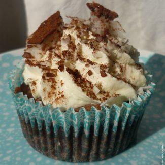 Ti coco cupcake