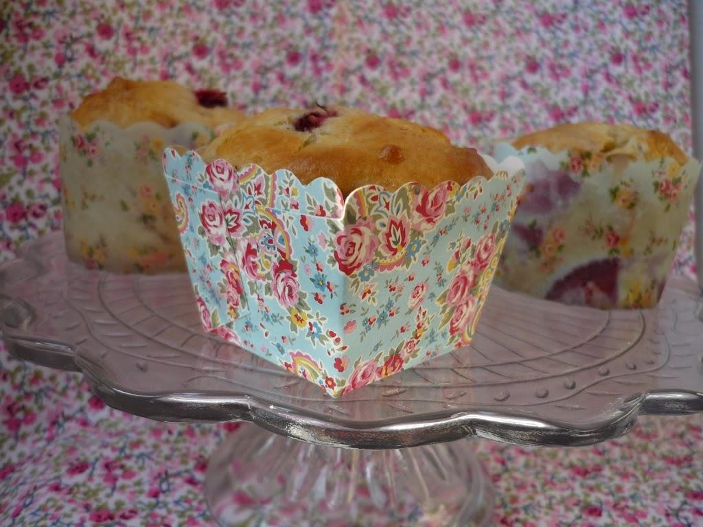 Muffin ricotta fraise fais moi croquer - Comment cuisiner une dinde pour quel reste moelleuse ...