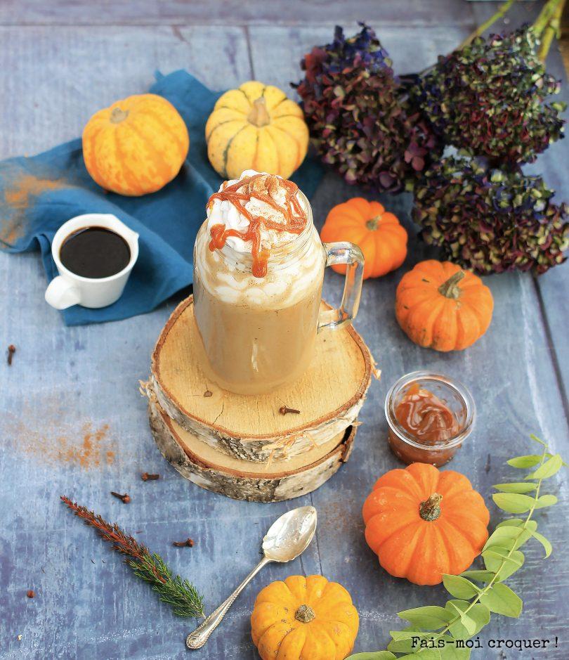 Pumpkin Latte vegan