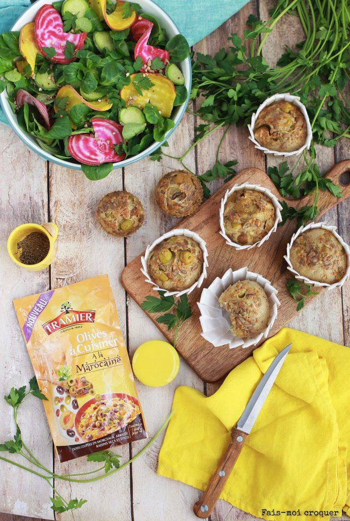 muffins a la marocaine