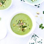 Gaspacho triple green