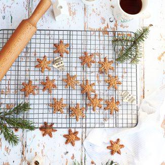 biscuits flocons